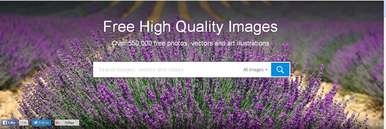 Сайт за безплатни снимки