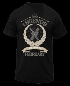 rojden den- February - ribi
