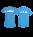 teniski za dvama Bonnie & Clyde