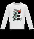 Bebeshka bluza za Koleda s kysmet Ho Ho Ho
