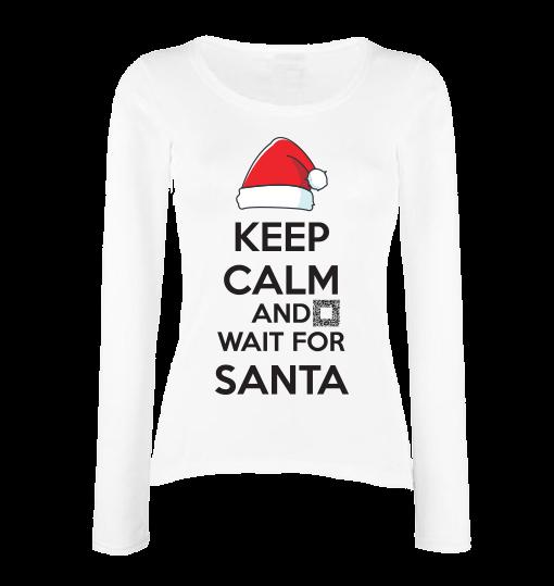 Damska bluza za Koleda s kysmet Keep Calm