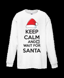 Detska bluza za Koleda s kysmet Keep Calm