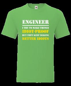 idiot proof